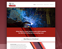 Atlas Steel & Supply | Custom Web Design