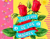 HAPPY DAY MOM - Isaias Creativo