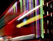 Christmas lights 2012 @ Southbank, London