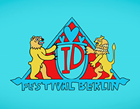 ID Festival promo animation