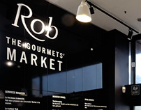 ROB   |   The gourmet's market
