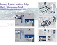 Brochures Design Project