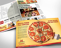 Jornal da Pizza - Castelo da Pizza