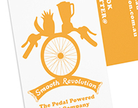 Smooth Revolution Visual Identity