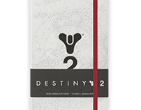 Destiny Journals and Sketchbooks