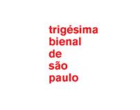 30th Biennal of São Paulo