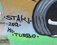 Stak67 Race Wall