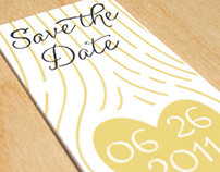 Wedding Invite Redesign