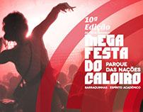 10ªEdição MEGA FESTA DO CALOIRO