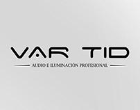 Logo, Tarjetas y Playeras | VAR TID