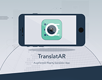 TranslatAR - Augmented Reality Translation App