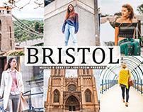 Free Bristol Mobile & Desktop Lightroom Presets