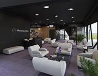 Mercedes Benz Mining Expo