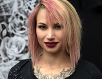 Marta Make, A Lady Tattoo Artist