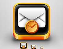 Mail+ for Outlook iOS icon