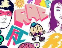 RAC REMIX ALBUM