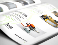 Plaztuff product booklet for Jemco Manufacturing