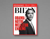 BILAN covers