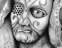 Masquerade Nun