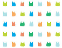 reusable tote bag graphic