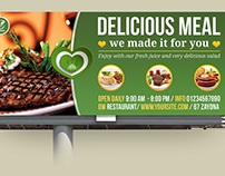 Restaurant Billboard Vol.7