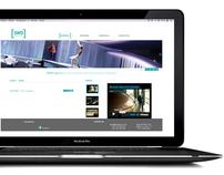 SWD agency Website - Web Design