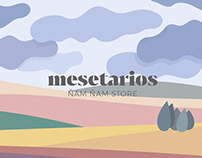 Mesetarios - Ñam Ñam Store