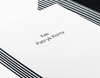 Kizny Visuals Business Cards