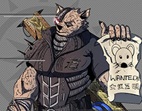 CDC Challenge - Ninja Cat