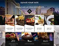World-Class Las Vegas Restaurants