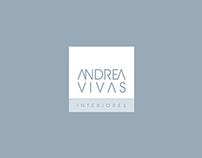 Andréia Vivas - Brand Logo