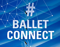 Campanha Ballet Connect Uniflex