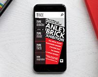 TFACE App // UI Design