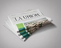 """""""La Unión"""" newspaper"""