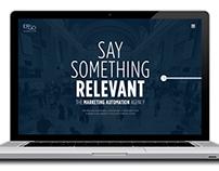 ERGO Interactive Website