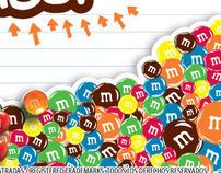 Día del niño M&M'S
