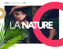 LaNature e-commerce