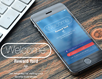 Reward App / USA / New York