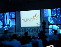 Projection-Mapping Yervoy