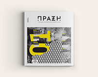 PRAXI magazine by National Theater of Northen Greece