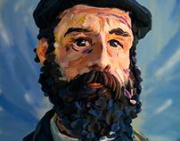 Plasticine Monet