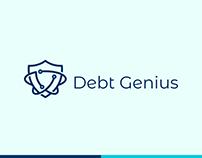 Brand Identity - Debt Genius