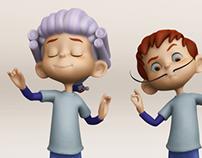 Cocoa Raff (Animationworks, Estudio de animacion)