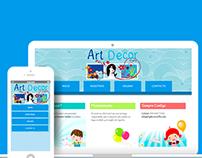ART & DECOR CRAFTS  DISEÑO + CREATIVIDAD