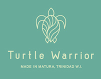 BRAND IDENTITY DESIGN: TURTLE WARRIORS TRINIDAD