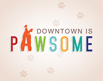 Downtown Albany is Pawsome