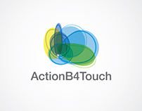 ActionB4Touch logo