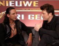 "Fernando at ""De Nieuwe Uri Geller"" - SBS6 - Holland"