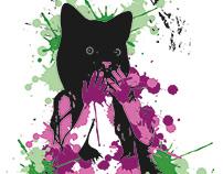 I Am PAWSOME! - Tshirt Design