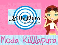 MODA KILLAPURA  SOCIAL MEDIA